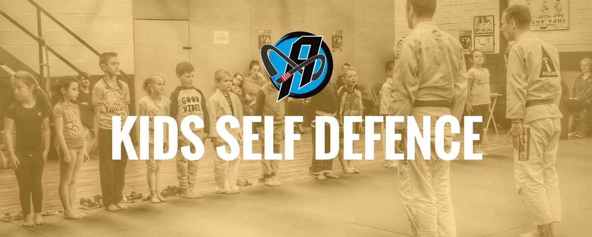 Kids Self Defence | Atlantic Jiu Jitsu Sligo | Martial Arts | Self Defence